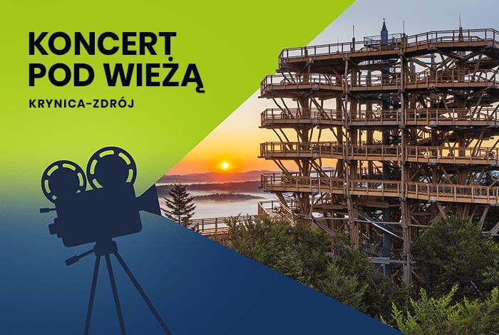 Koncert pod wieżą - krynica-zdrój - Słotwiny Arena - bilety koncert
